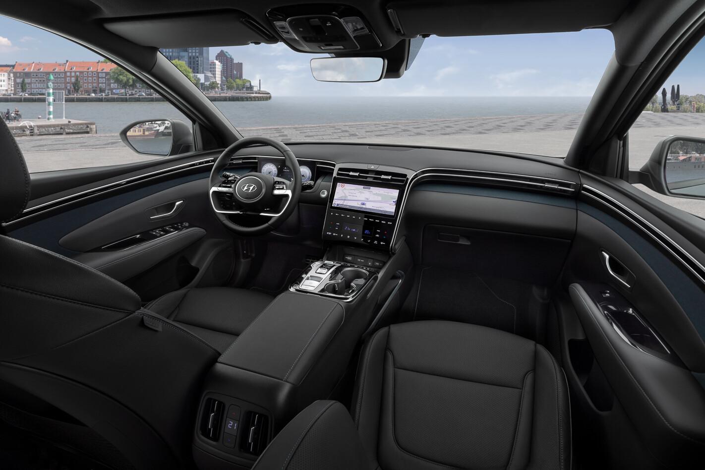 All New Hyundai Tucson SWB 11 Jpg