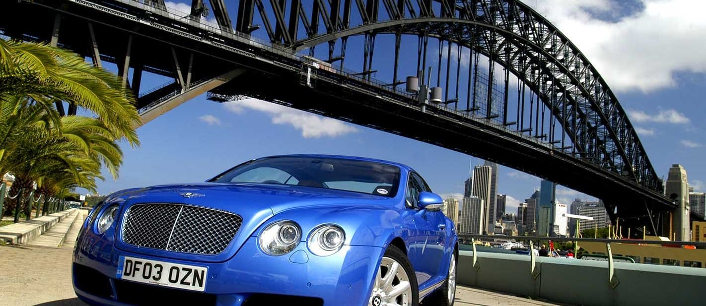 2004 Bentley Continental GT review classic MOTOR