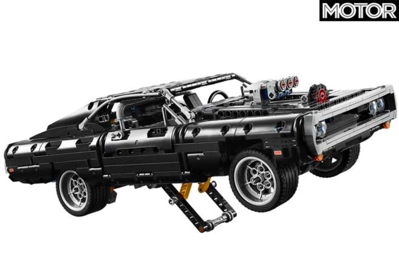 Lego Technic Fast Furious Dodge Charger Raised Jpg