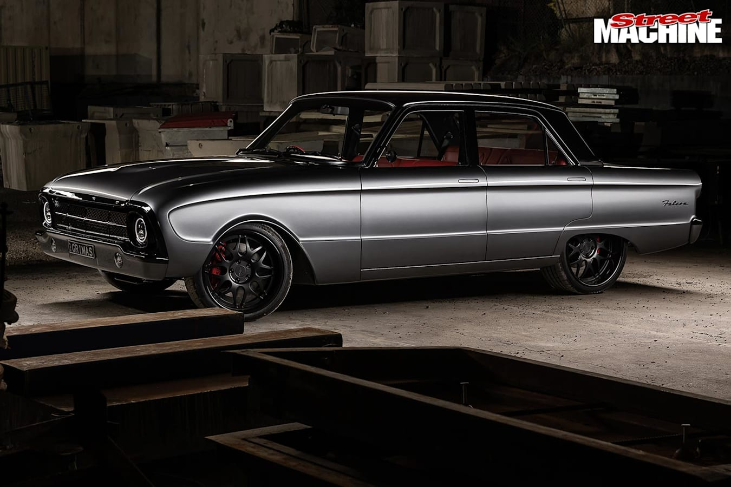 Ford XM Falcon side