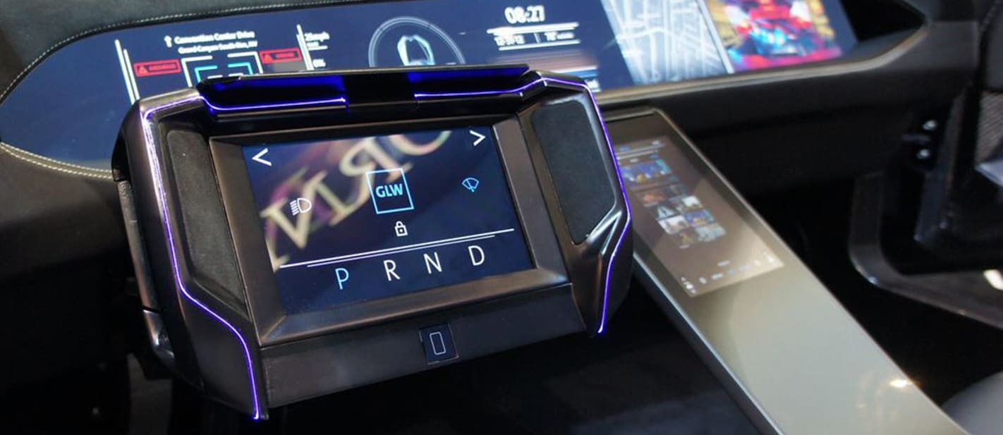 Corning Gorilla Glass touchscreen technology at CES