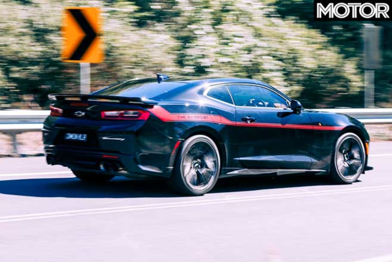 Hennessey Exorcist Right Hand Drive Version Rear Jpg