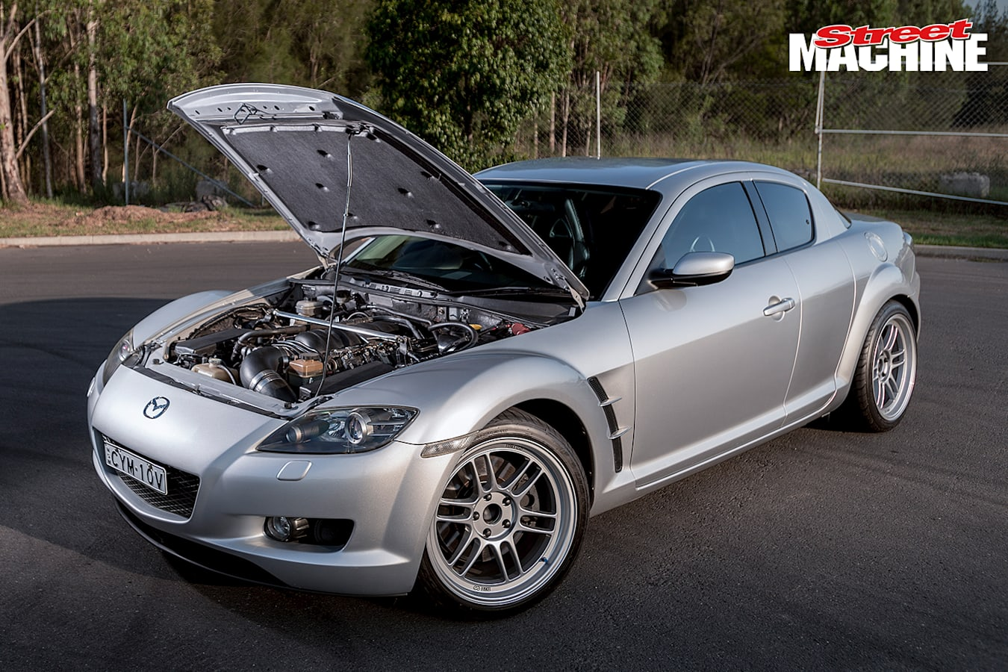 Mazda RX 8 LS Swap Engine 6 Nw Jpg