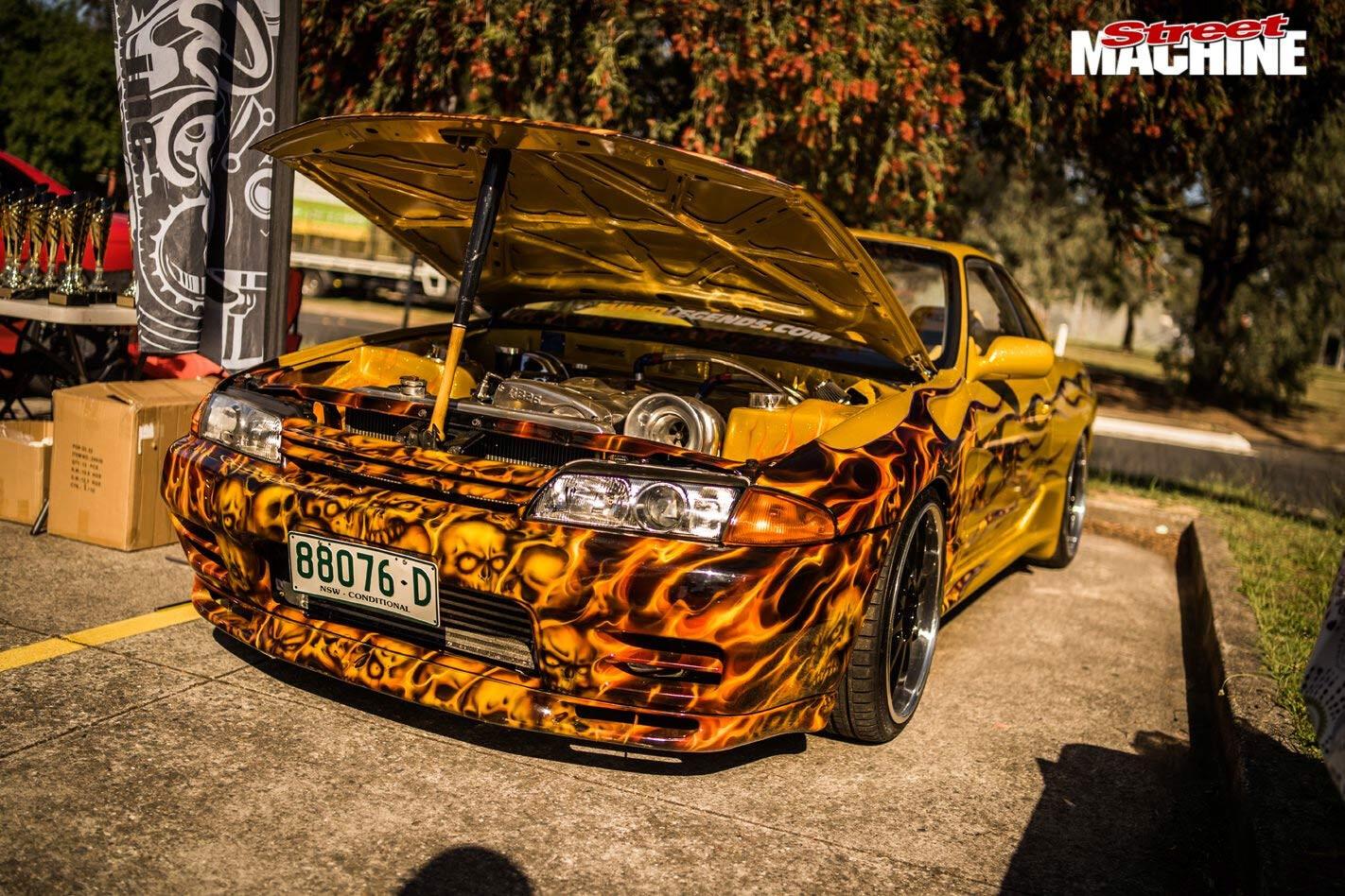 rigby car show