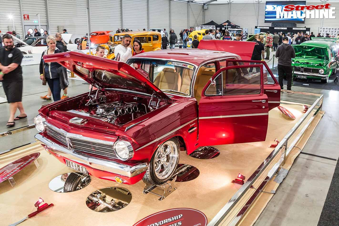Holden EH at motorex