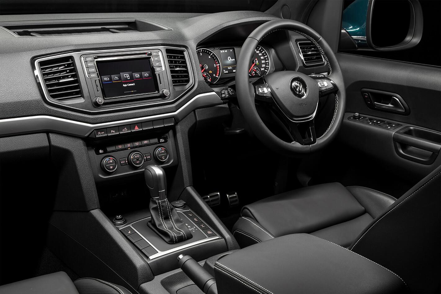 Volkswagen Amarok Interior Jpg
