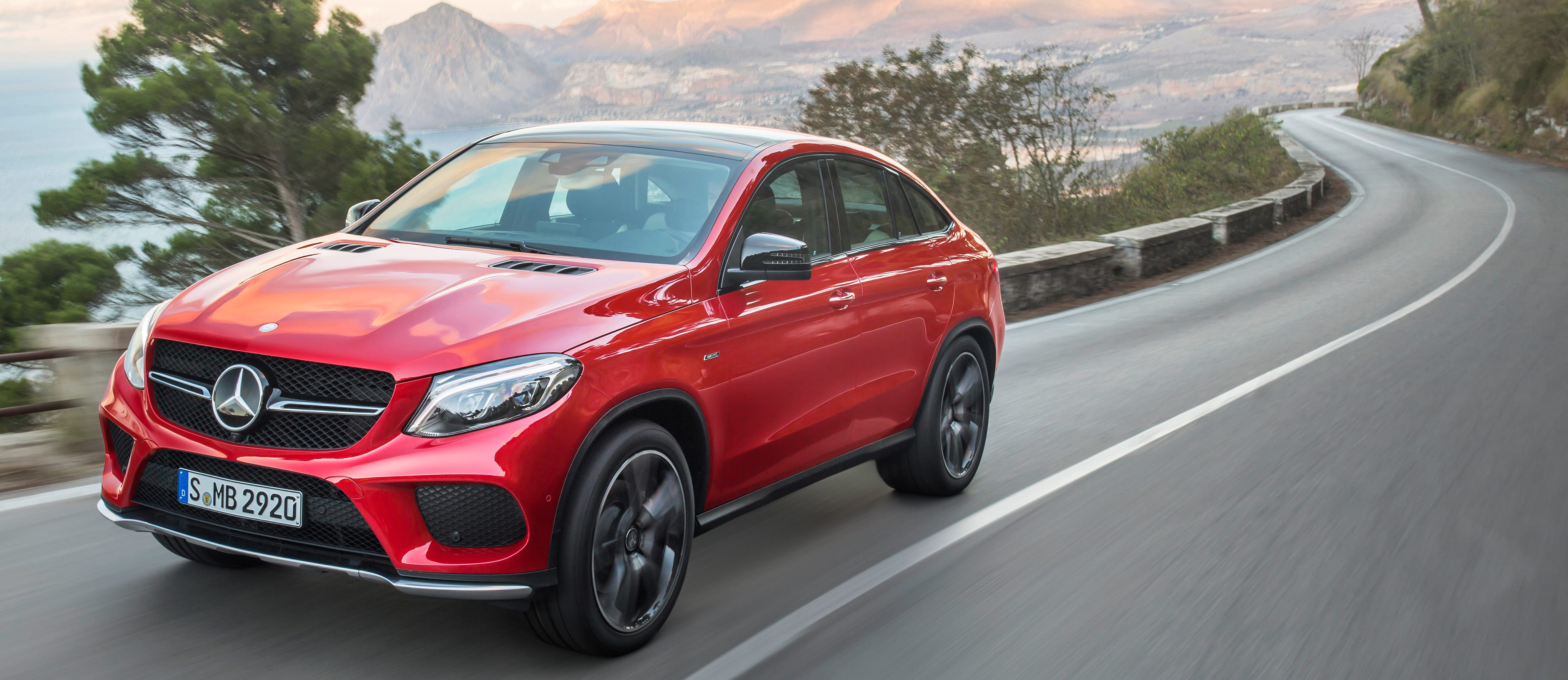 2015 Mercedes GLE Coupe review