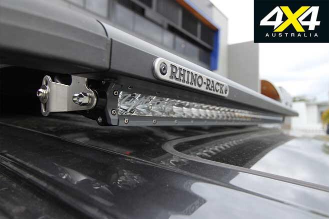 MSA 4 X 4 Custom Toyota LC 200 6 X 6 Update 5 Rhino Rack Jpg