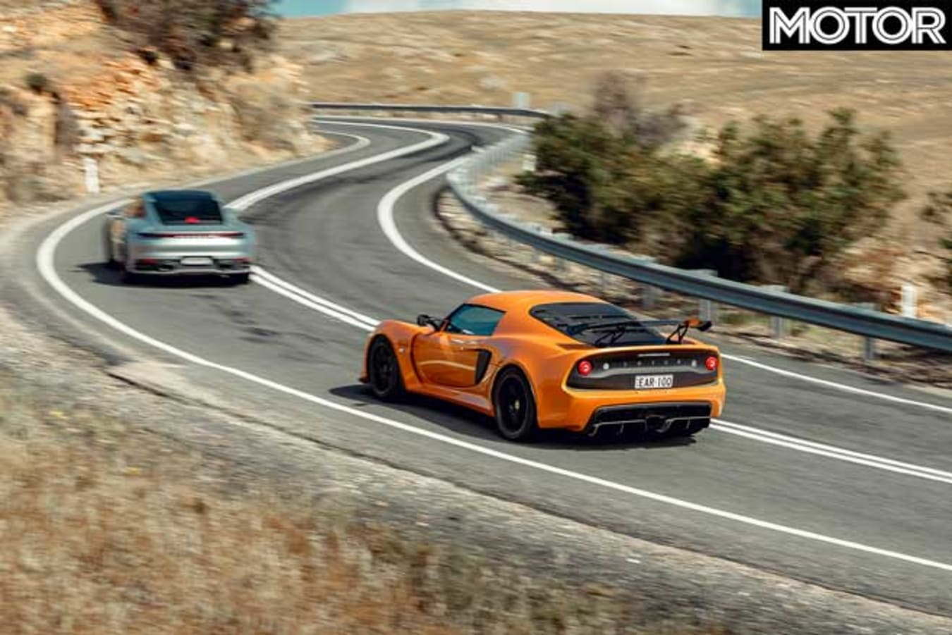 Performance Car Of The Year 2020 Road Course Lotus Exige Sport 410 Review Jpg