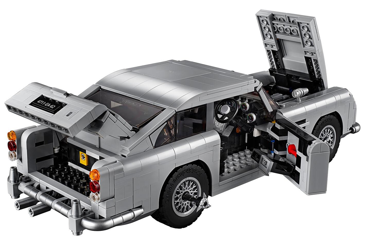 Lego Aston Rear Jpg