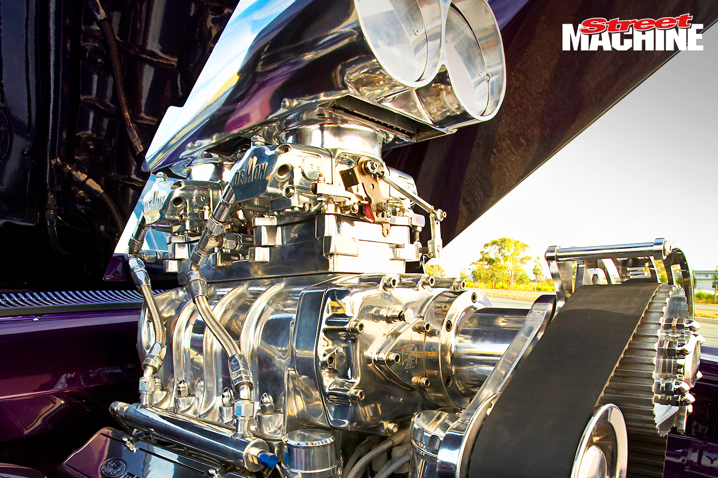 Ford XY Falcon GT Blown 10 Nw