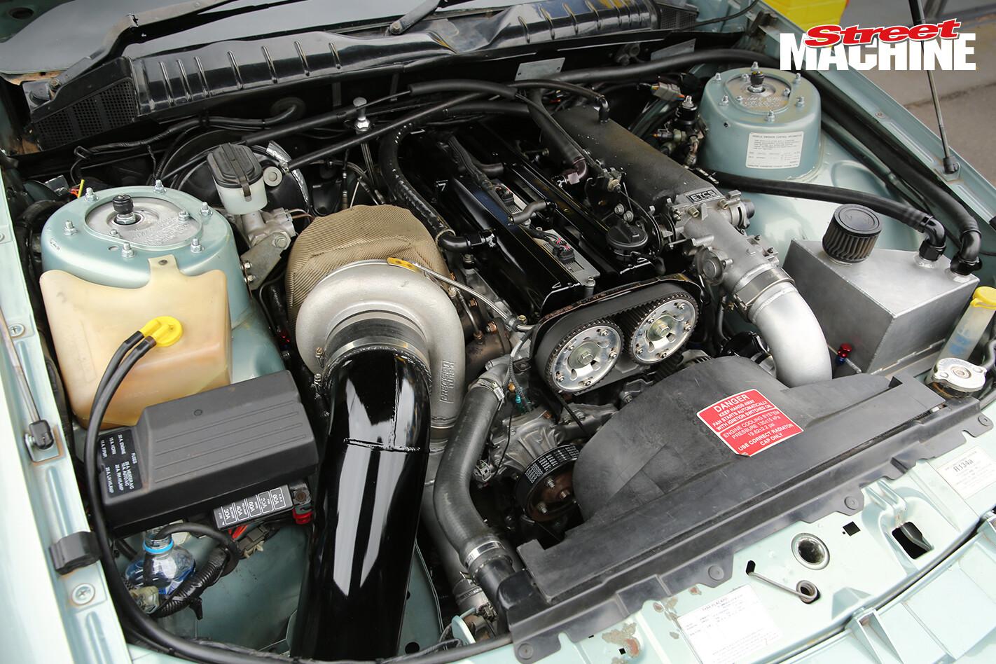 Toyota Lexcen 2JZ 4