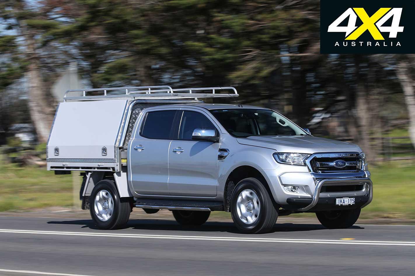 Ford Ranger Pedders Disc Brake Conversion Test Jpg