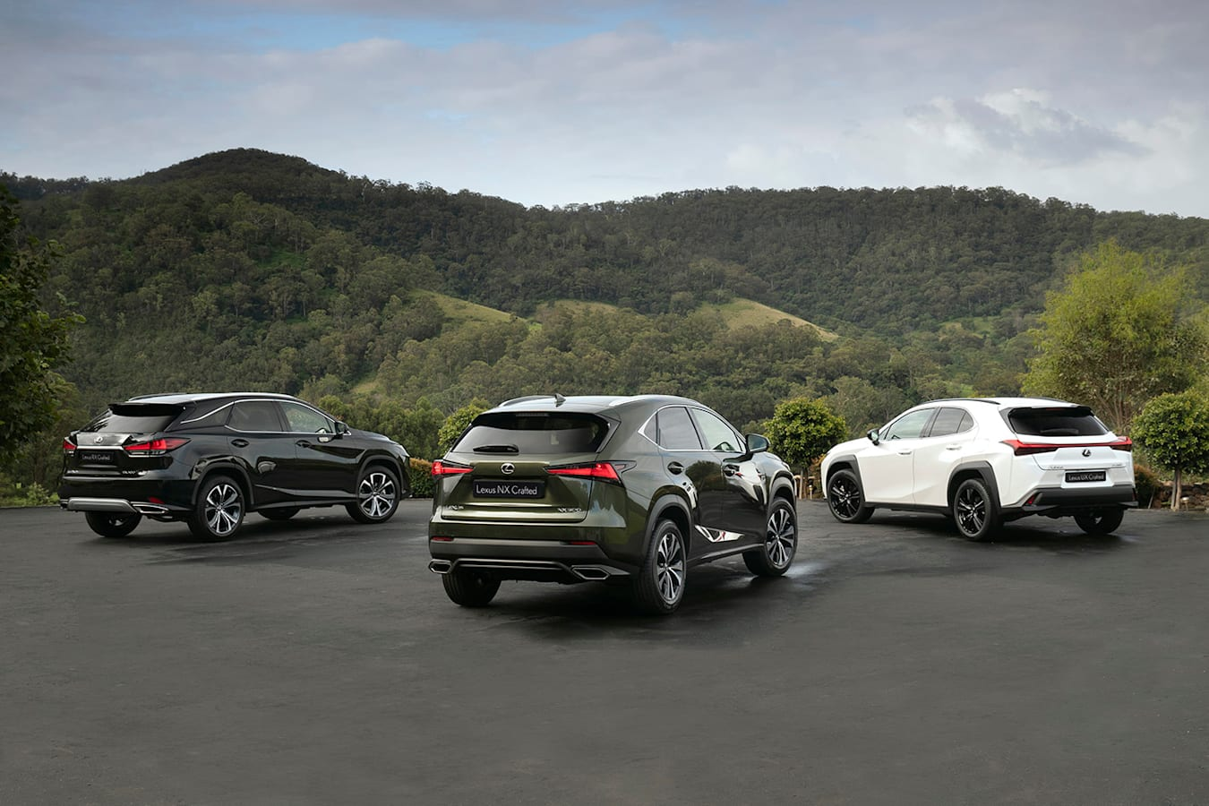 Lexus Crafted editions