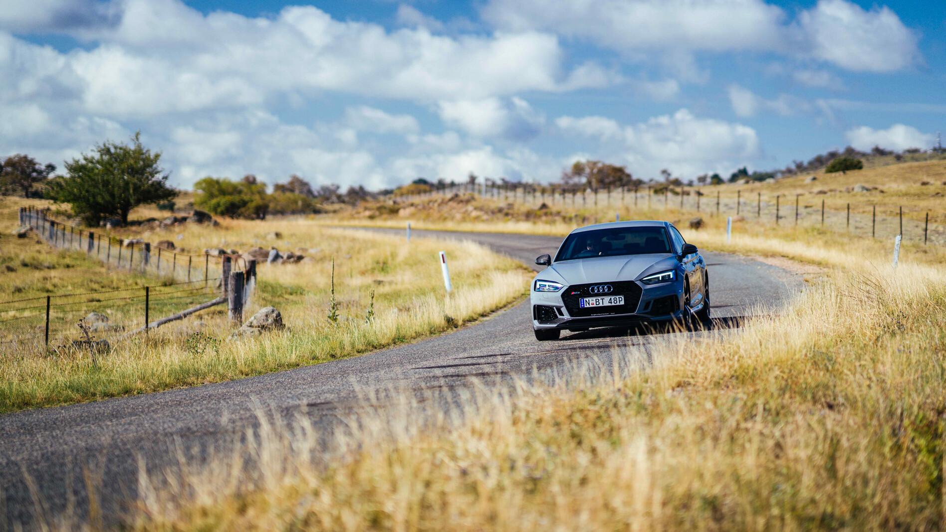 2019 Audi RS5 Sportback press