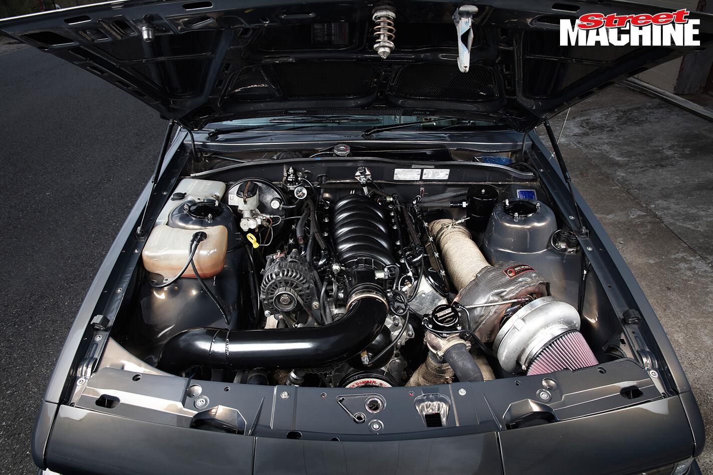 VL Commodore Turbo LS 15