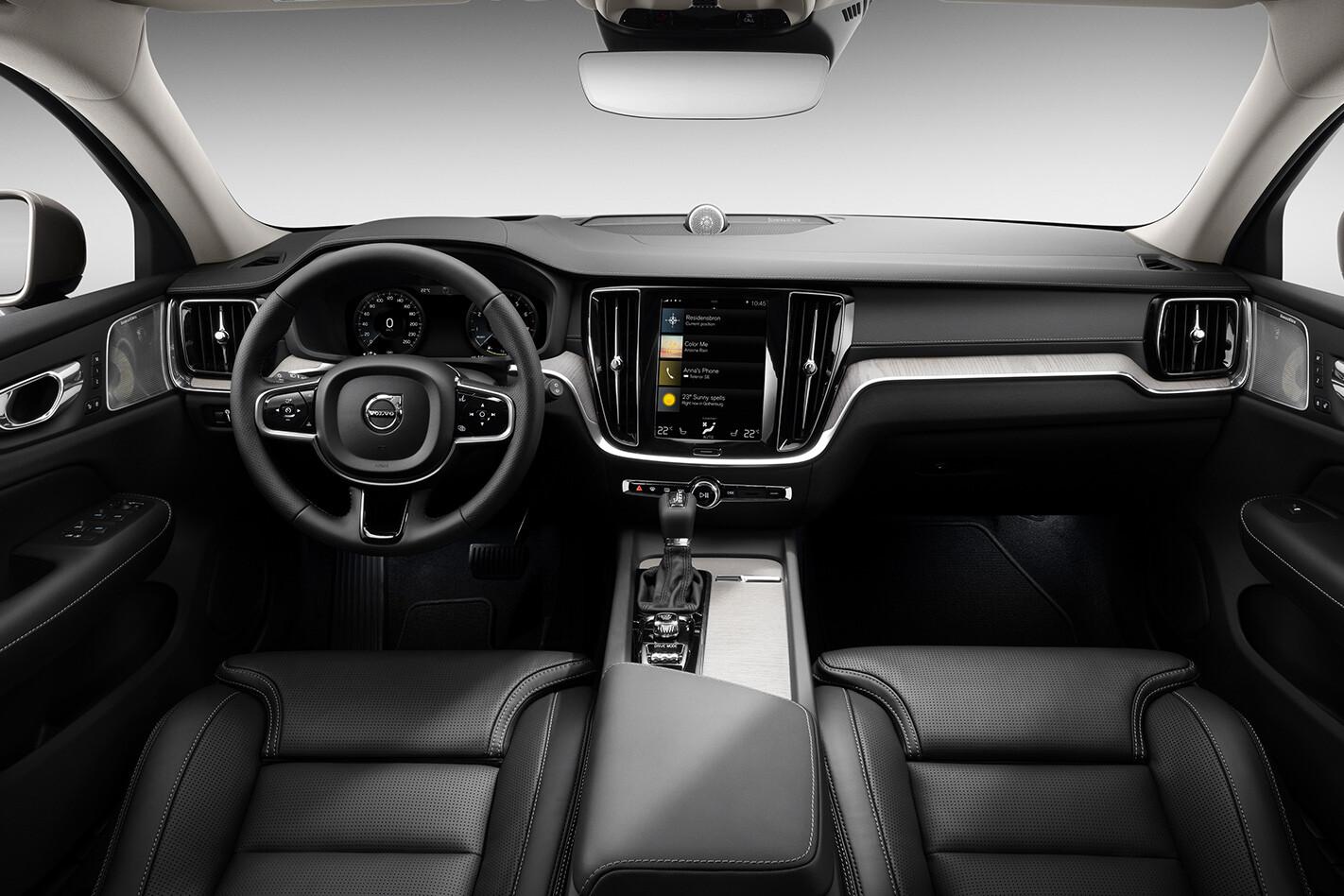 Volvo V 60 Inteiror Jpg