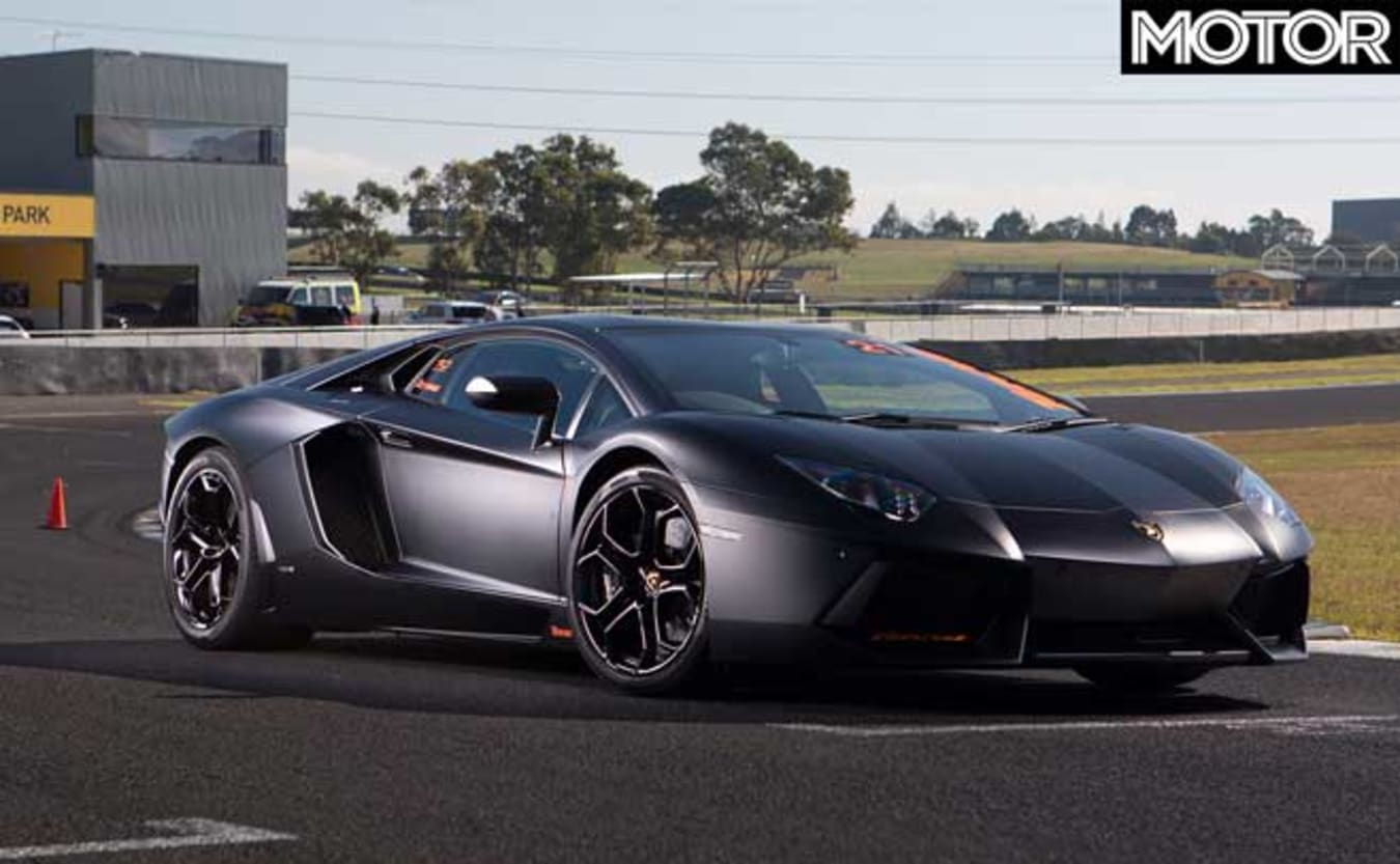 Top fastest cars tested MOTOR Magazine 2014 Tekno Lamborghini Aventador