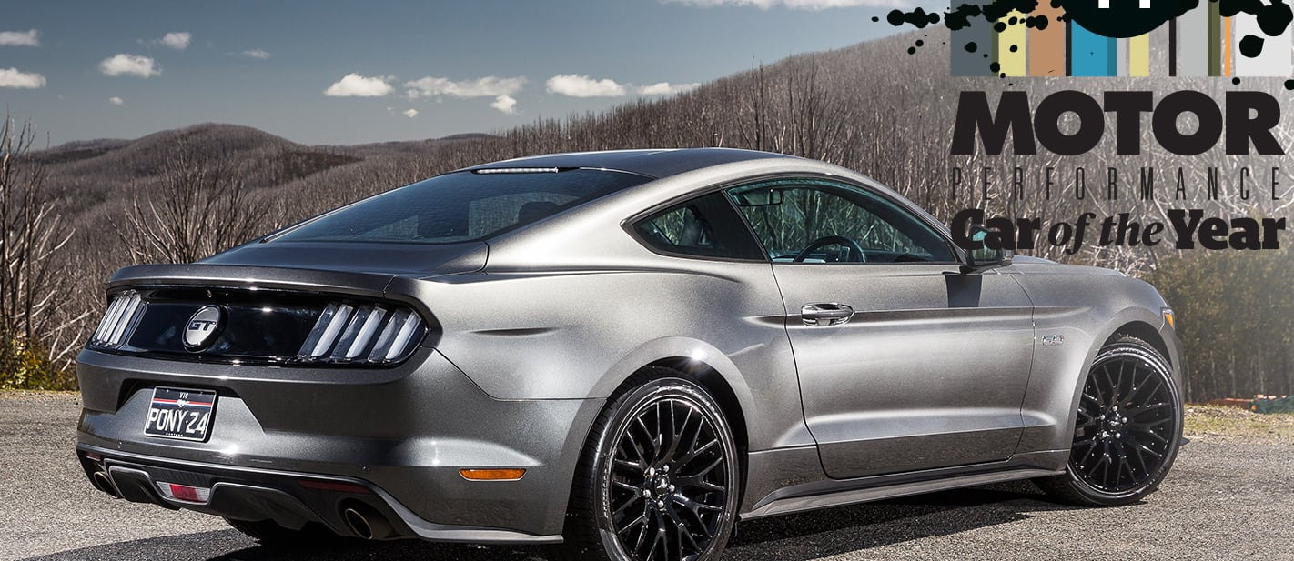 Ford Mustang GT PCOTY main