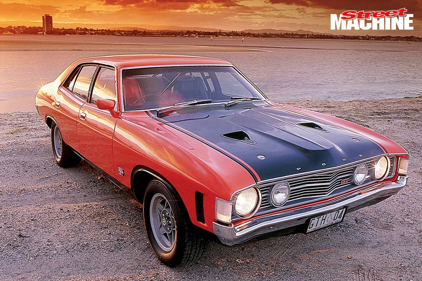 Ford Falcon GTHO Phase IV 1