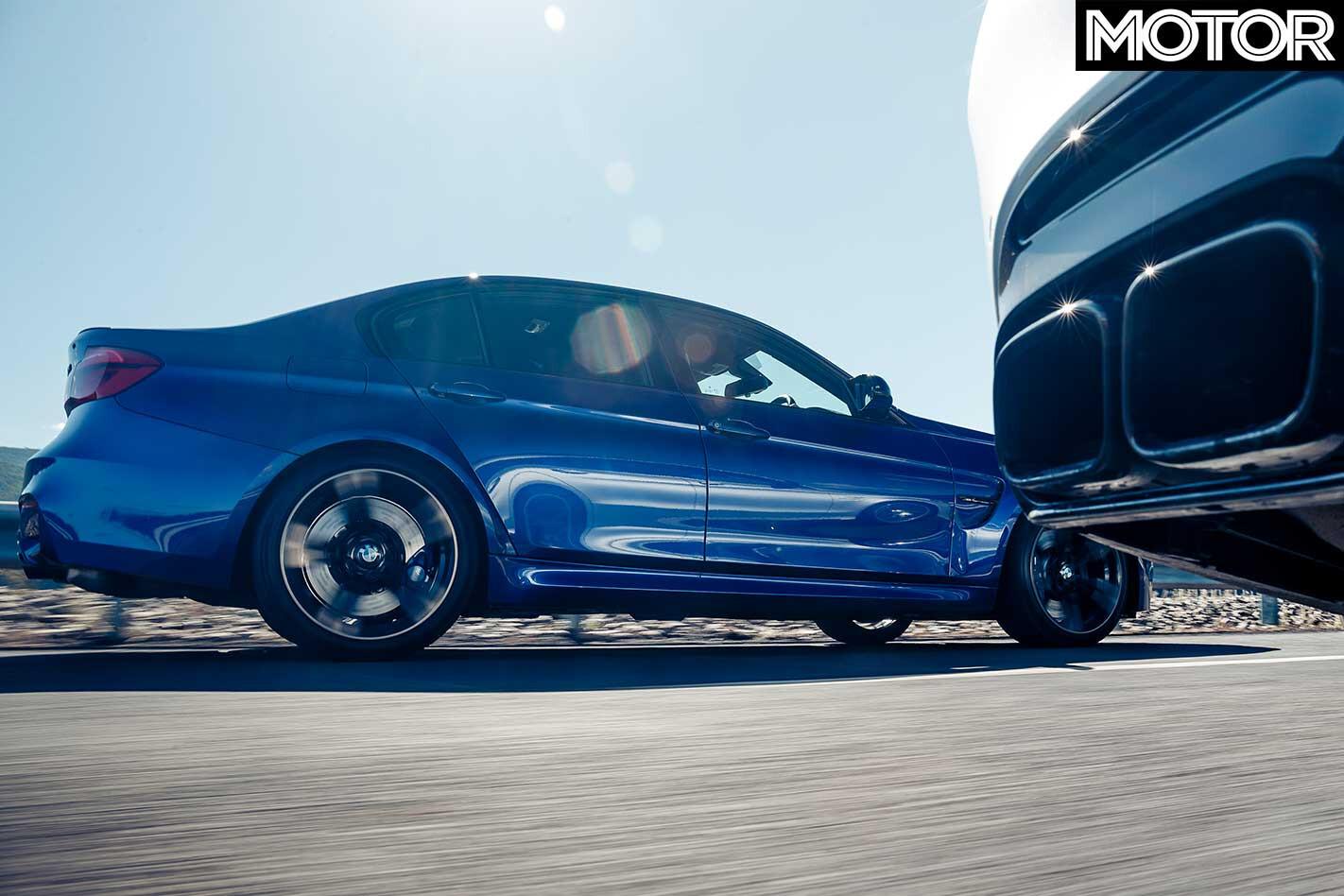 2019 Mercedes AMG C 63 S Vs BMW M 3 Pure Low Down Jpg