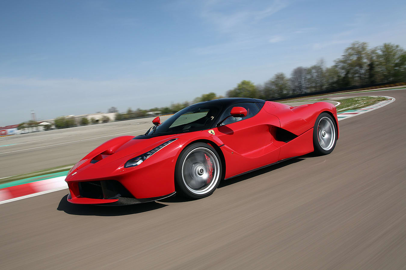 4 Ferrari La Ferrari Web Jpg