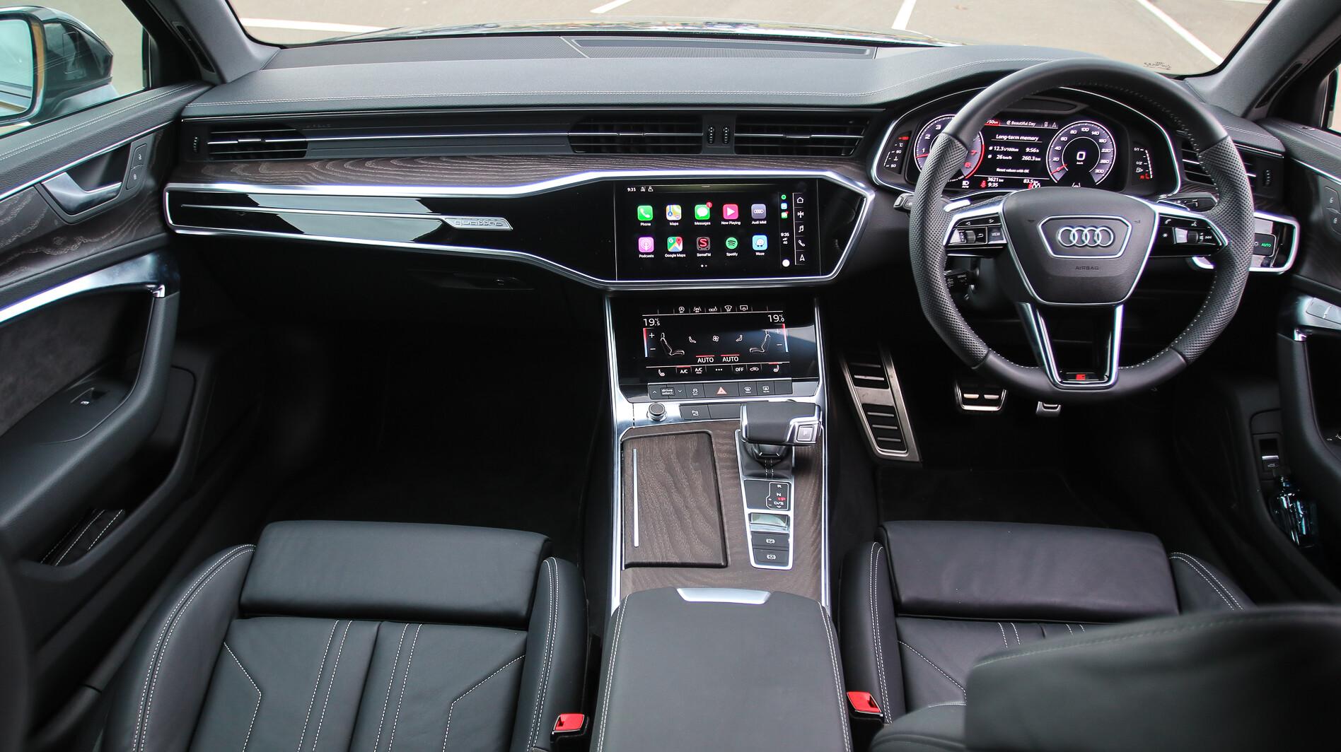 2019 Audi A6 55 TFSI