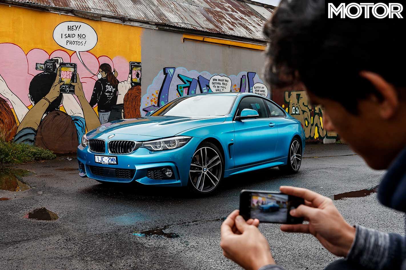BMW 440 I Phone Photo Jpg