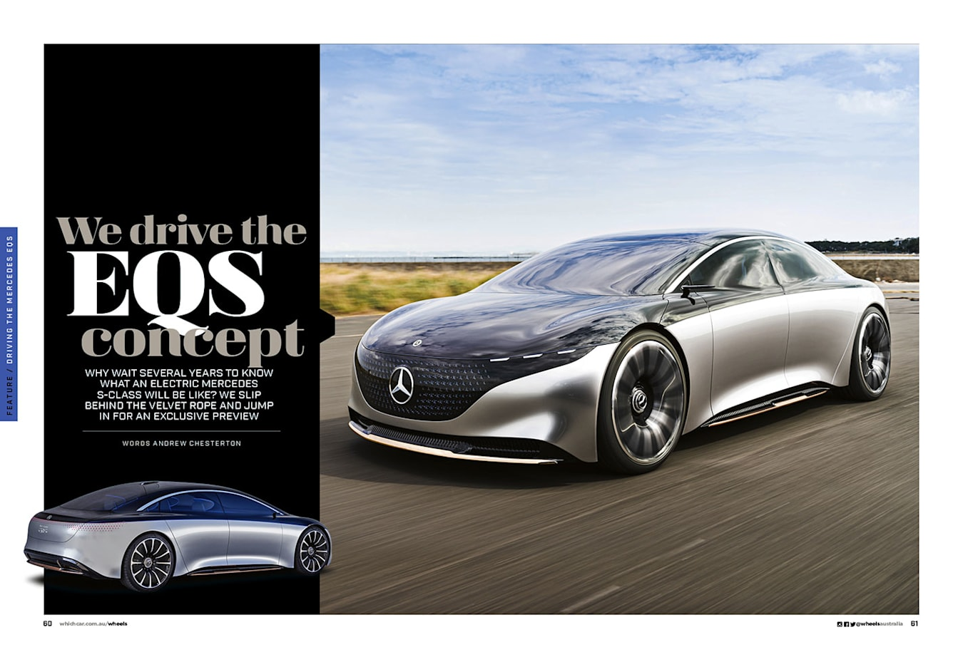 Mercedes-Benz S-Class Mag Preview