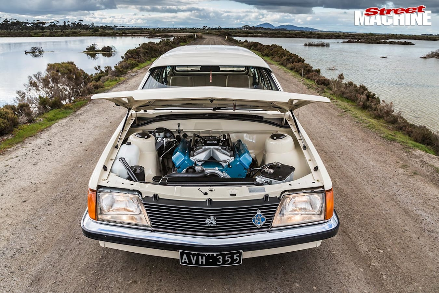 Holden VH Commodore wagon