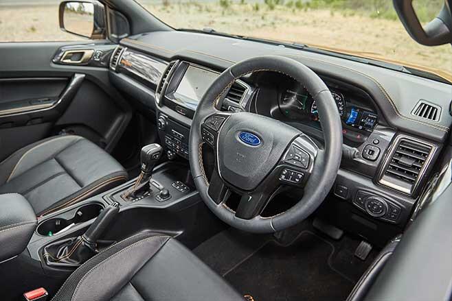 Ford Ranger Interior Jpg
