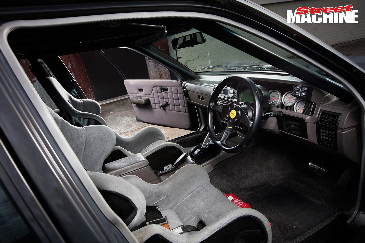VL Commodore Turbo LS 12