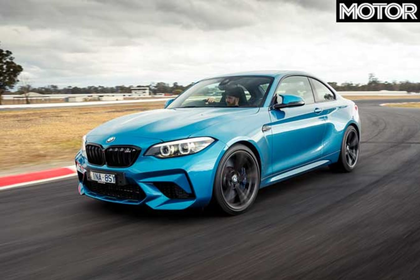 2019 BMW M 2 Competition Pure Track Review Bang For Your Bucks 2019 Front Jpg