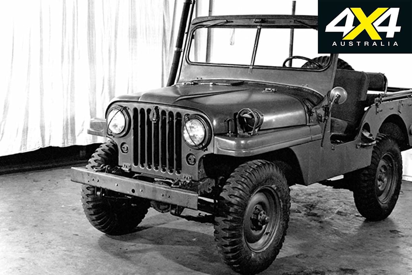 CJ Willys Overland Jeep Jpg