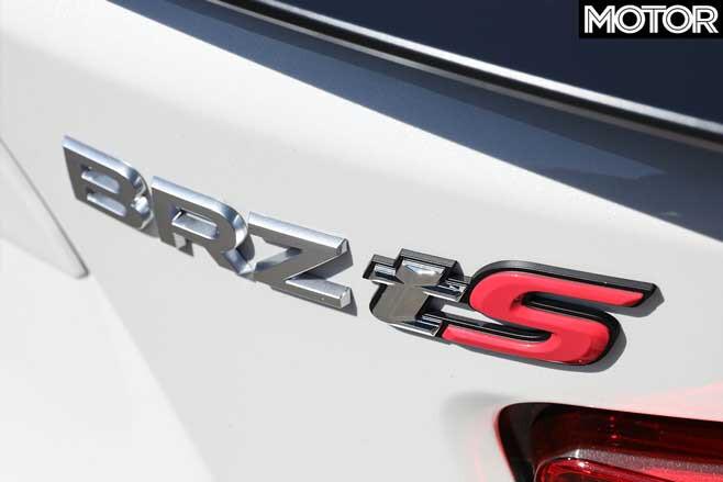 2019 Subaru BRZ tS