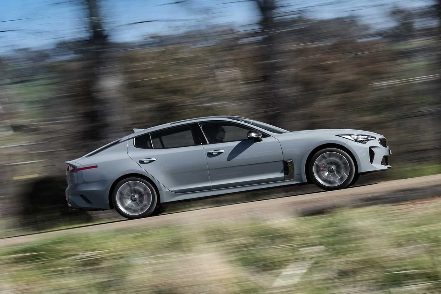 2019 Kia Stinger GT quick performance review
