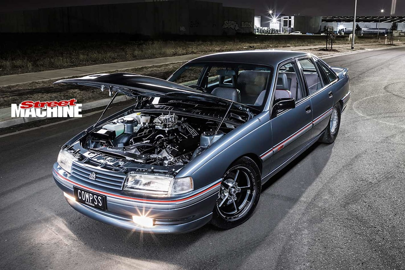 holden commodore vn ss