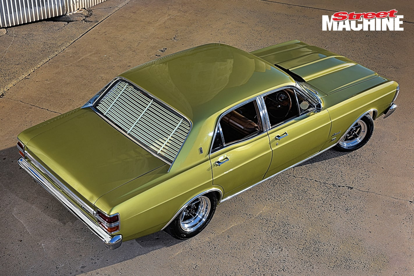 Ford XY Fairmont 302 4 Nw
