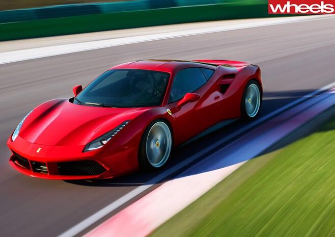 Ferrari -sports -car