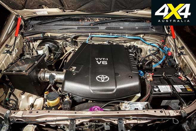 Custom 2006 Toyota N 70 Hilux Engine Jpg