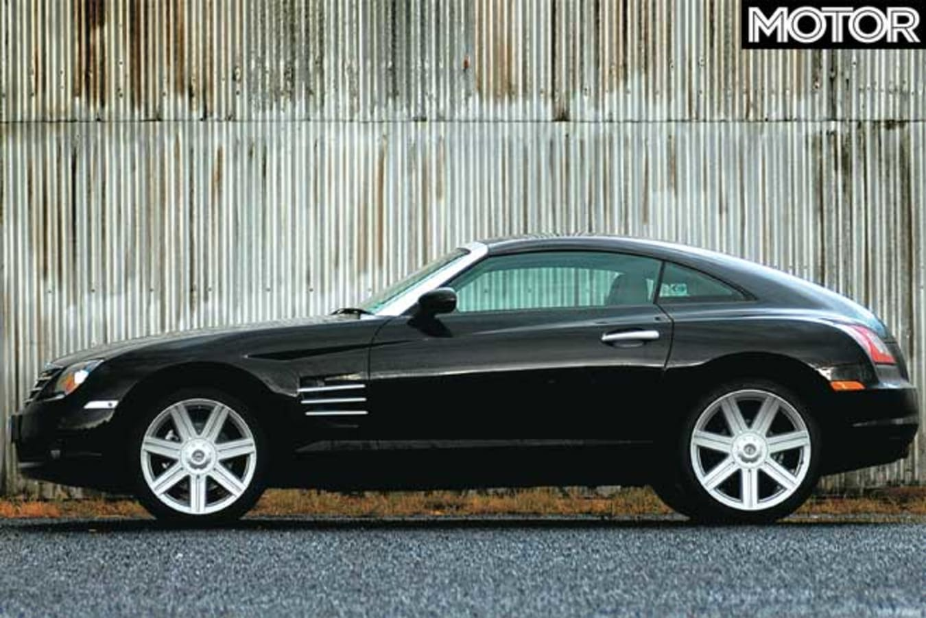 Performance Car Of The Year 2004 Introduction Chrysler Crossfire Jpg