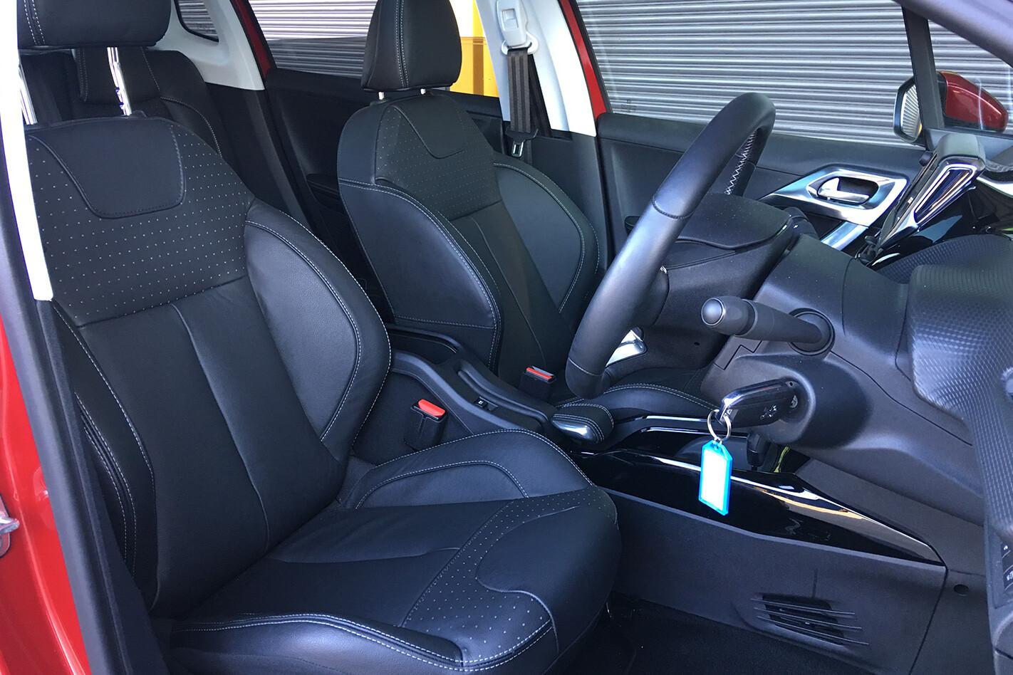 Peugeot 2008 Seats Jpg
