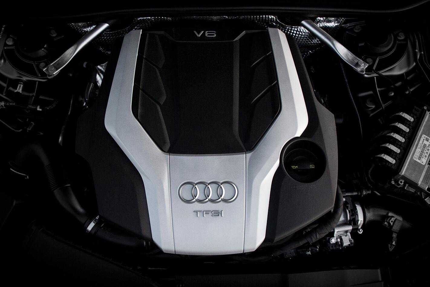 Audi A 6 Engine Jpg