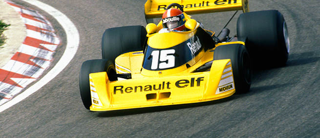 1977 Renault RS01