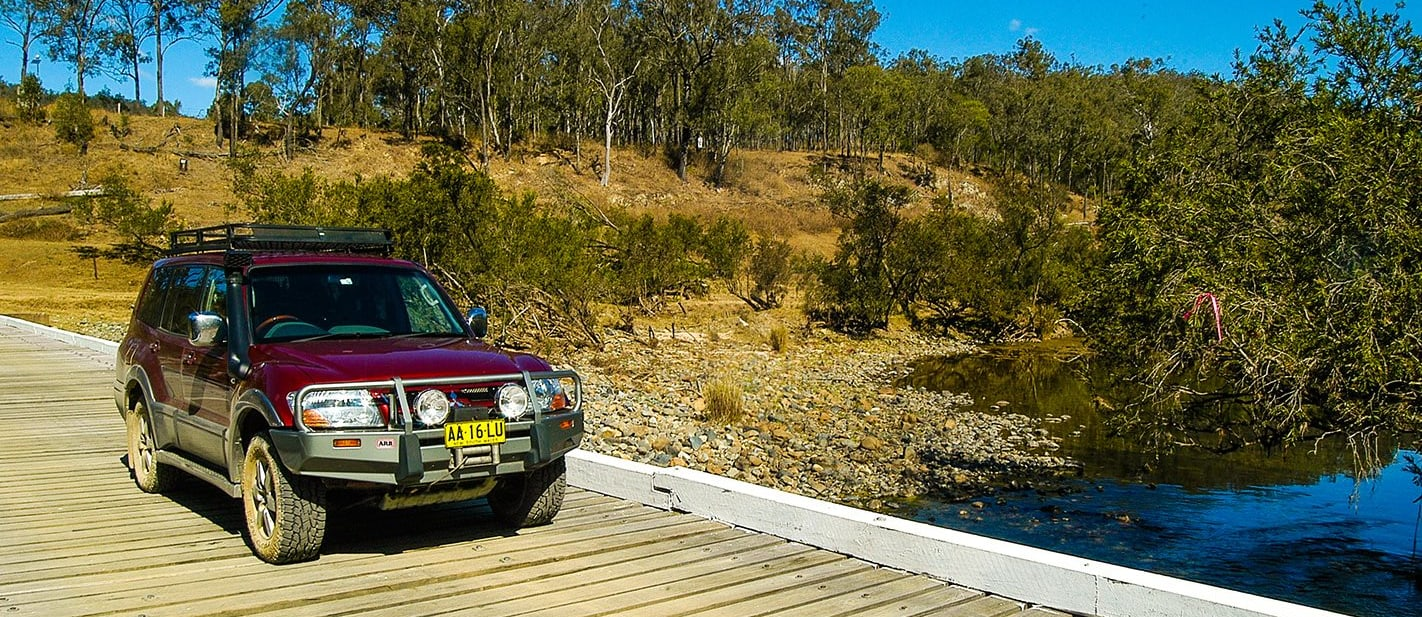 Clarence River Wilderness Lodge: NSW