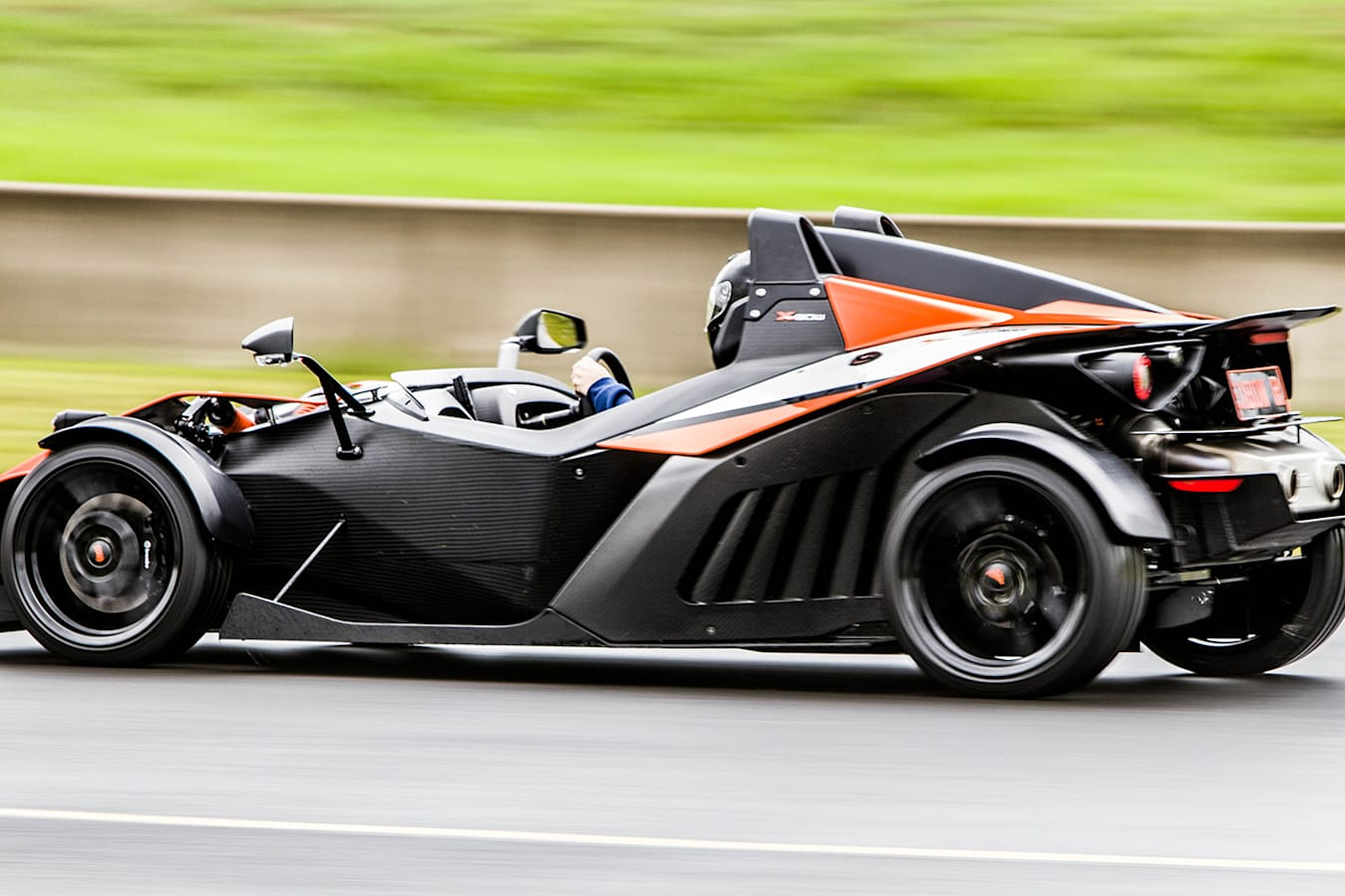 Gallery KTM X Bow R New Sports Car From Simply Sports Cars Sydney Burrows Drive Day 9 Jpg