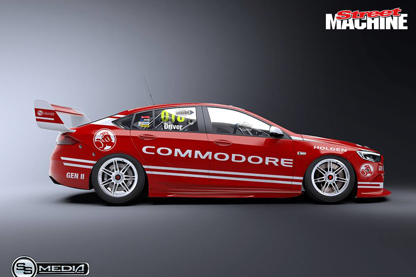 2018 Holden Commodore Supercars 4