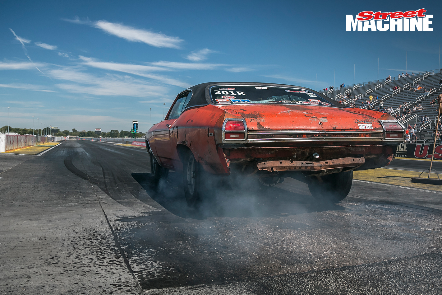 Chevelle Drag Week 5 Nw