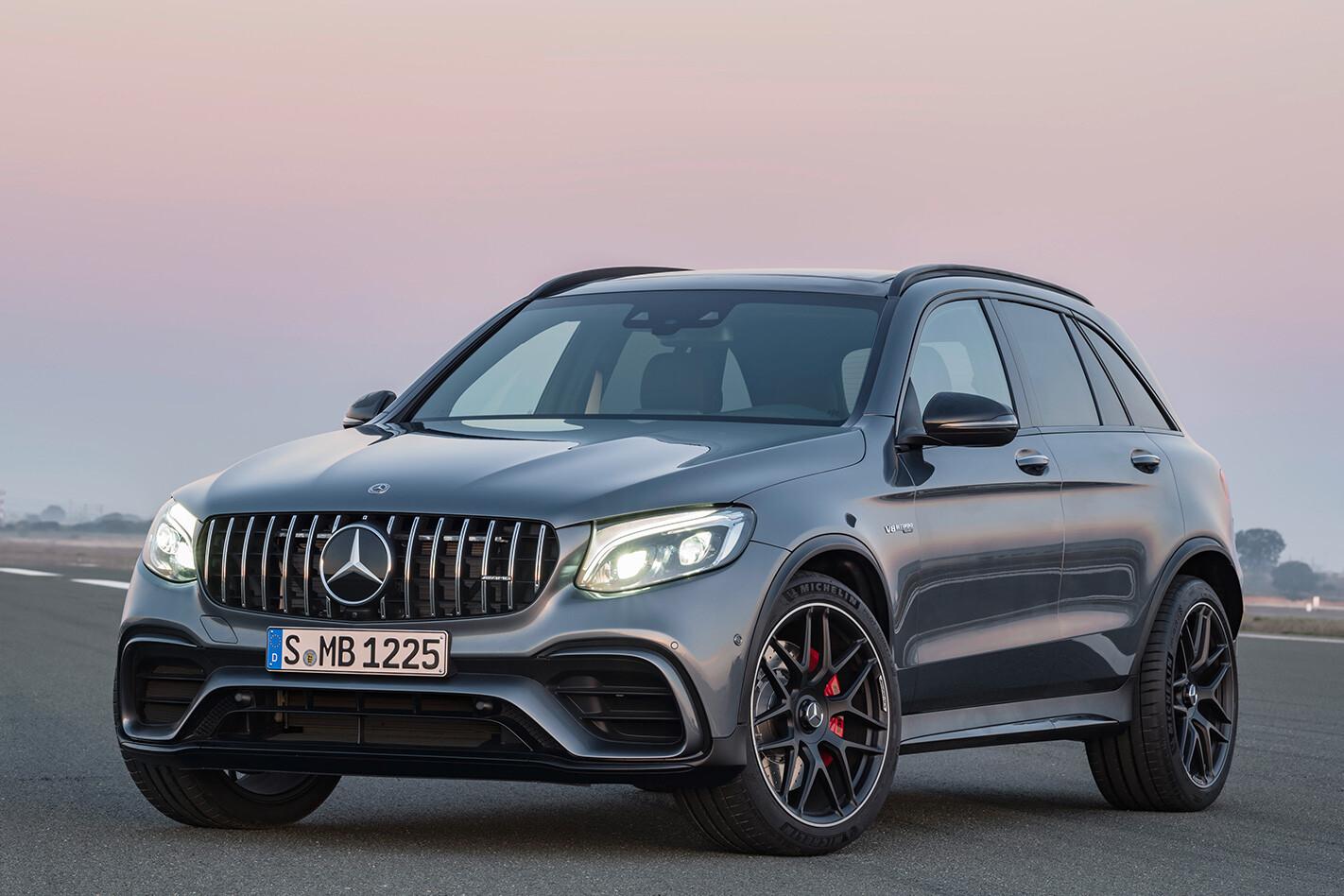 2018-2020 Mercedes-AMG GLC 63