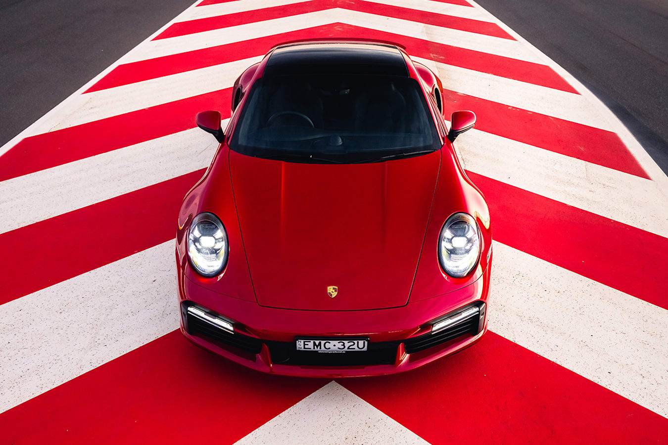 Archive Whichcar 2021 04 08 1 Porsche 911 Turbo Track Review Front High